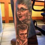 Tattoo Portret Jimmy