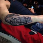 Tattoo auto Jimmy